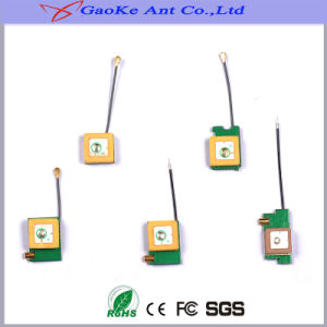 GPS Internal Pact Antenna for Navigation (GKZS-GPSJZ030-18X18X4mm) GPS Antenna pictures & photos