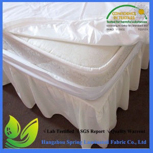 Allergy and Dust Mite Free Waterproof Twin Mattress Protector pictures & photos