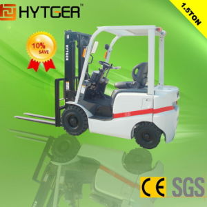 Hytger 1.5tons Diesel Forklift Fd15t with Xinchai Engine pictures & photos