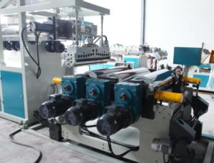 Mono-Layer PP/PS Sheet Extrusion Line (FJL) pictures & photos