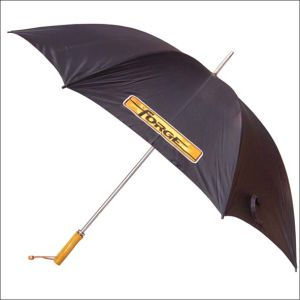Golf Umbrella with Forge Logo / with Custom Design OEM pictures & photos