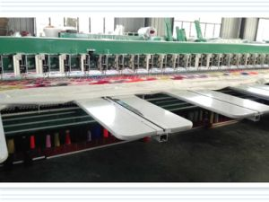 Chenille Embroidery Machine for Garment pictures & photos