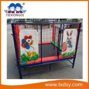 Trampoline and Indoor Playground Equipment Txd16-Jl004 pictures & photos