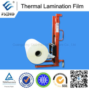 3D Transparent Thermal Laminating Film with Various Patterns pictures & photos