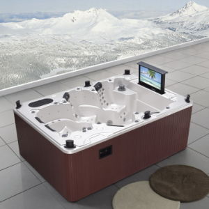 Monalisa 6 People Outdoor SPA Jacuzzi Hot Tub (M-3333) pictures & photos