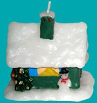 Christmas Candle (JY-137)