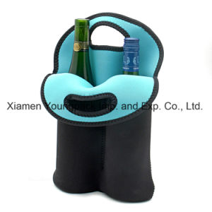 Wholesale Promotional Personalized Custom Printed Neoprene Lunch Cooler Neoprene Collapsible Koozie Wine Bottle Beer Stubby Can Coolers pictures & photos