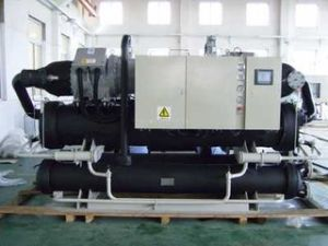 Venttk Shanghai Top Quality Water Cooled Industrial Water Chiller pictures & photos