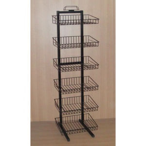 5 Tier Floor Storage Stand (pH12-588) pictures & photos
