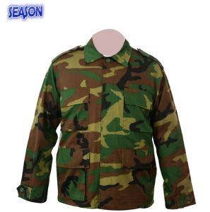 Reactive Printed Camouflage Military Workwear Clothing Jackets Uniforms Workwear pictures & photos