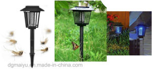 Mosquito Ultra Insect Pest Killer Solar Repellent Garden Lamp pictures & photos