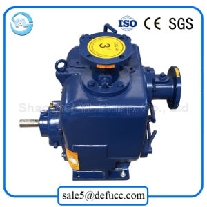 3 Inch Self Priming Crude Engine Water Pump for Fire Fighting pictures & photos