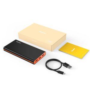 Easyacc 15000mAh External Battery Power Bank for Restaurant pictures & photos