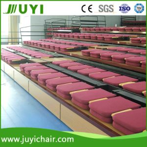 Jy-768r Brand New Retractable Bleacher Seating System by Customized Size pictures & photos