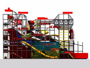 2017 New Design Commercial Indoor Playground pictures & photos