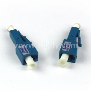 Singlemode LC/Upc Fiber Optic Attenuator pictures & photos
