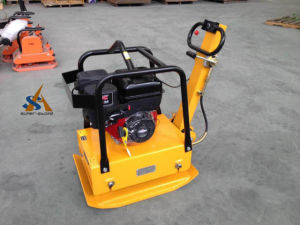 Reversible Construction Vibrater Plate Compactor pictures & photos