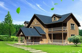 Villa Style Customized by Yourselves Steel Structure Prefabricated House pictures & photos