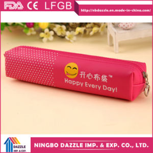 Wholesale Zipper Teenage Girls Cute Emoji Pencil Case for Kids pictures & photos