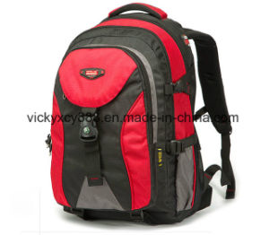 Durable Double Shoulder Outdoor Sports Travel Computer Notebook Backpack (CY3679) pictures & photos