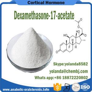 99% Factory Supply Cortical Steroid Powder Dexamethasone-17-Acetate CAS 1177-87-3 pictures & photos