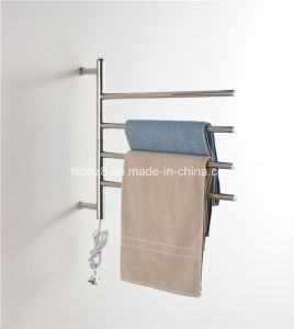 Removable Electric Towel Warmer Heated Bathroom Rack Dryer (9007) pictures & photos