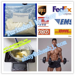 99.9% Purity Oral Turinabol 4-Chlorodehydromethyltestosterone Body Building Steroids pictures & photos