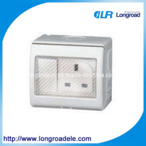 Socket and Switch, Wall Mount Socket Outlets pictures & photos