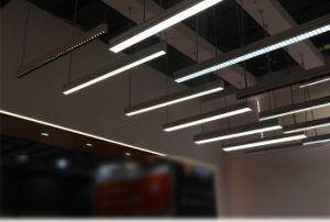 New Combined Type LED Linear Trunking Light with 4FT/1.2m pictures & photos