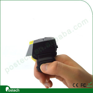 Fs02 Wholesale Qr Code Ring Scanner Bluetooth, Hands-Free Ring Finger Scanner, 2D Handheld Scanner for Logistics, transportation pictures & photos