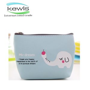 Leisure Lady PU Card Wallet Leather PU Wallet pictures & photos