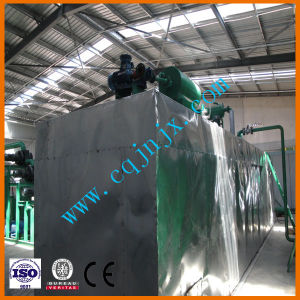 Waste Used Engine Oil Filter Recycling Machine with Ce pictures & photos