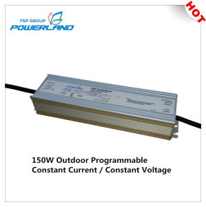 150W 29~285V Outdoor Programmable Constant Current Waterproof LED Driver pictures & photos