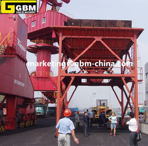 Mobile Type Industry Hopper Used for Unloading Bulk Cargo pictures & photos