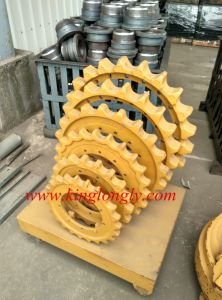 Excavator Sprocket Roller Undercarriage Segment Rim Construction Machinery pictures & photos
