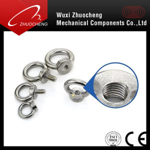 DIN582 Stainless Steel 304 Lifting Eye Nut with Low Price and ISO 9001 Certification pictures & photos
