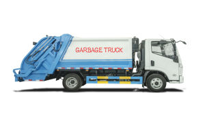 Rear Loading Garbage Truck (MD5070ZYS) pictures & photos