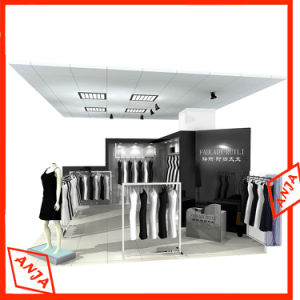 Wooden Custom Clothing Point of Purchase Stand for Store Display pictures & photos