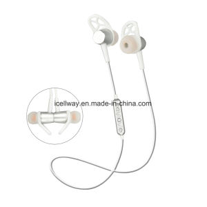 4.1 Bluetooth Sports Earbuds Wireless Necklace Headset pictures & photos