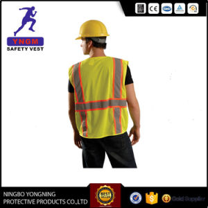 Reflective Jacket/Reflective Vest /Safety Product/Safety Wear with Reflective Tape Material pictures & photos