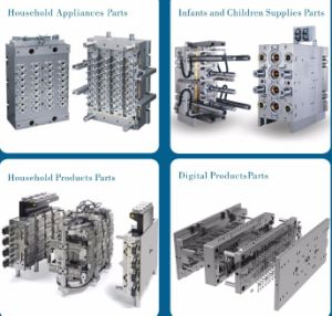 Plastic Injection Mould Shaping Mode Plastic Injection Moulding Factory pictures & photos