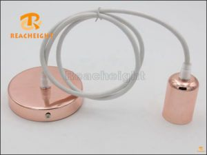 Modern Copper Ceiling Pendant Light Fitting Kit pictures & photos