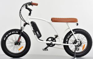 20inch Fat Tire Beach Cruiser Electric Bicycle pictures & photos
