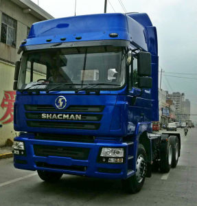 F2000 Shacman 6X4 Truck Tractor 430HP Wei Chai Engine pictures & photos
