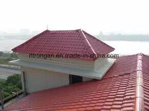 Good Quality Wholesale Plastic Sythetic Resin Roof Tile pictures & photos