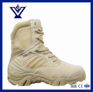 Blue outdoor Activity Sport Military Army Boots Shoes (SYSG-201732) pictures & photos