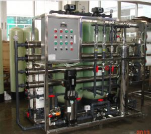 Chemical Large Capacity RO Reverse Osmosis System Water Treatment Cj112 pictures & photos