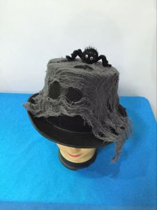 2017 Wholesale Halloween Good Quality Decoration Party Poor Style Hat