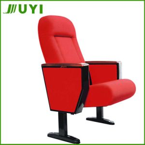 Auditorium Chair with Wood Armrest Jy-605r pictures & photos