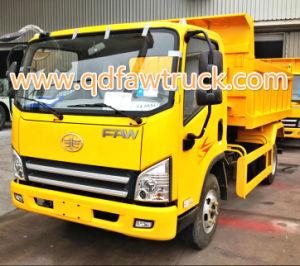 Hot Sale! FAW 3-5 Tons Dumper Truck pictures & photos